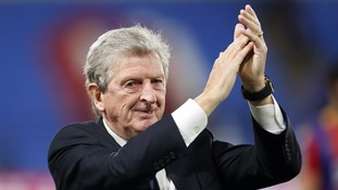 Roy Hodgson surprised by how quickly Palace have responded to him