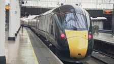 Hitachi's new high speed train suffers teething troubles