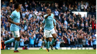 Manchester City's Raheem Sterling was not concerned about Arsenal talk