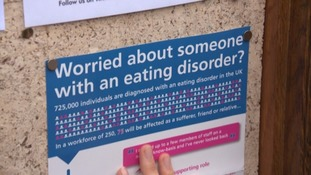 Exeter students call for improved care for people with eating disorders