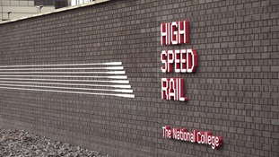 Full steam ahead for HS2 as National College for High Speed Rail opens