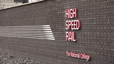 National College for High Speed Rail opens its doors