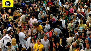 370,000 passengers will leave Heathrow airport between Good Friday and Easter Monday; 200,000 will pass through Gatwick