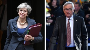 May's Brussels dinner confirms no trade or transition talks until New Year