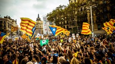 Catalan leaders jailed on possible charges of sedition