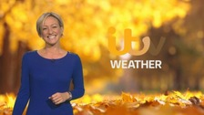Wales Weather: A better day!