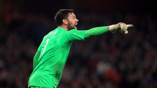 Ben Foster knee injury an 'enormous worry', says West Brom boss Tony Pulis