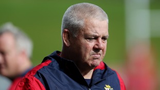 Warren Gatland: I wouldn't subject myself to Lions tour to South Africa
