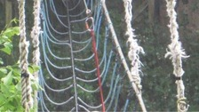 Outdoor adventure centre guilty after girl falls from rope bridge