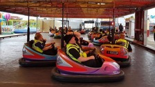 Police chief defends officers enjoying Hull Fair dodgems