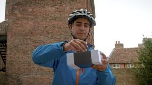 Cambridge Consultants patent new delivery drone