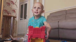 Leeds United to raise £200k for 4-year-old cancer patient