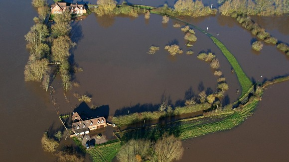 Floods 2012 UK