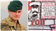 Campaign launched for soldier killed in Afghanistan