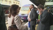 Rail, fares, rise