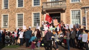 Future of Cambridgeshire's children's centres to be decided