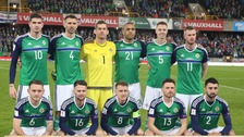 Northern Ireland face Switzerland in World Cup play-offs