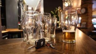 Peeblesshire motorist six times over legal alcohol limit
