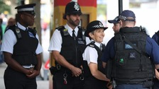 Police numbers in London 'could fall further', warns Met chief