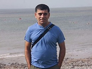 Iraqi-born 49-year-old Kamil Ahmad was a refugee