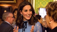 Duchess of Cambridge expecting third baby in April