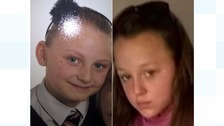 Leah Taylor and Leah Smith who are both missing