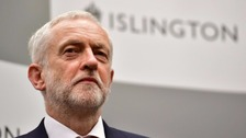 Corbyn's Islington seat threatened by plans to reduce MP numbers