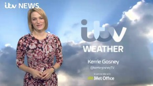 Tuesday's weather with Kerrie