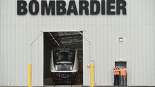 Bombardier to build new West Midlands franchise trains