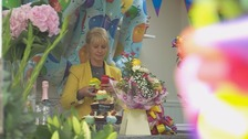 Florist raises £55,000 for girl's cancer treatment