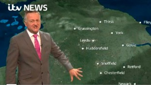 Late weather forecast