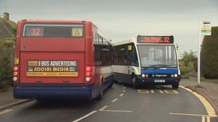 Elderly people in Torbay accuse Stagecoach of cutting off a lifeline by stopping bus route