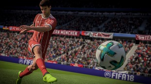 On the pitch tweaks and player-likeness - Fifa 18 review