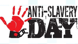 Northumbria Police gives its backing to anti slavery day