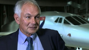 Les Brodie was the last pilot to fly a Concorde.