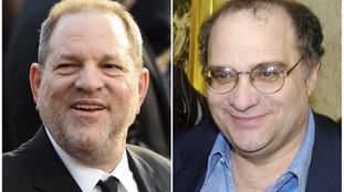 Harvey and Bob Weinstein set up the Weinstein Company.
