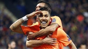 Champions League: Maribor 0-7 Liverpool