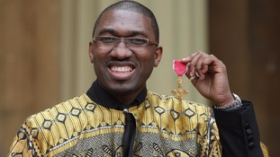 Young Vic's new artistic director Kwame Kwei-Armah 'could back quotas' to improve diversity