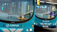 Arriva North West bus drivers strike over pay dispute