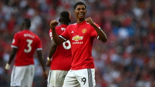 Rumours: Cristiano Ronaldo wants Manchester United's Marcus Rashford to join him at the Bernabeu and Dyche to Leicester