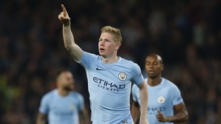 Kevin De Bruyne is in no rush to sign a new contract with Manchester City despite scintillating early season form