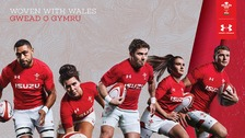 Wales unveil new rugby home kit