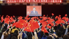Chinese president hails start of 'new era'