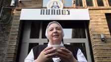 'Nundos': Nuns open pop-up restaurant in London's Shoreditch