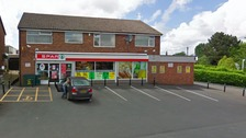 Spar on Alder Drive in Hoghton, Preston