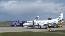 Flybe hits turbulence as it issues a profit warning