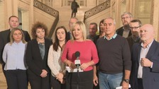 Ms O'Neill was speaking after the new deadline was announced.