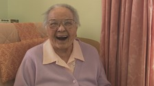 Happy 110th Birthday to Cumbria's oldest resident!