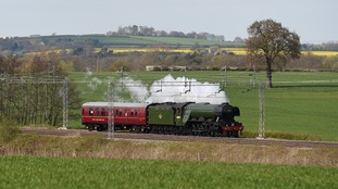 Flying Scotsman grounded