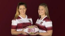 Wigan Warriors to launch women's team